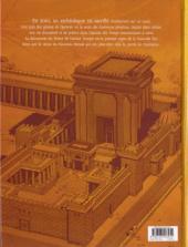 Verso de Le trésor du temple -1- Ils m'ont élu