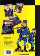 Verso de Les tuniques Bleues -39Pir- Puppet Blues