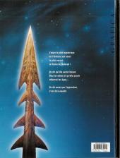Verso de L'ultime chimère -5- Le livre