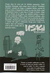 Verso de Usagi Yojimbo -15- Volume 15