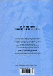 Verso de Le voyage en occident -2- Grand Chambard au Palais Céleste