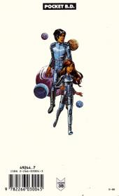 Verso de Valérian -2Poch- L'empire des mille planètes