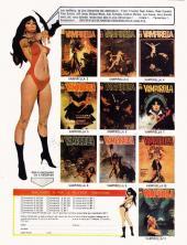 Verso de Vampirella (Publicness) -19- Les démons de la brume