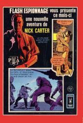 Verso de Vengeur (2e Série - Arédit - Comics Pocket) -8- Le monde souterrain