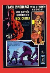 Verso de Vengeur (2e Série - Arédit - Comics Pocket) -10- Pas besoin de tombe