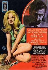 Verso de Vengeur (2e Série - Arédit - Comics Pocket) -6- La machine à remonter le temps