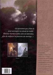 Verso de L'assassin Royal -3- Kettricken