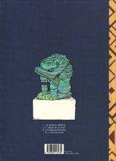 Verso de Jimmy Tousseul -4- L'homme brisé