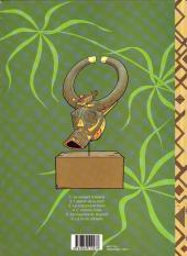 Verso de Jimmy Tousseul -6- La loi du solitaire