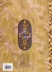 Verso de Jimmy Tousseul -11- Les mercenaires