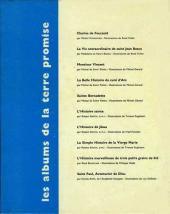 Verso de (AUT) Follet - Charles de Foucauld