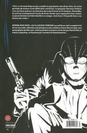 Verso de Spider-Man Noir -1- Les Illusions perdues