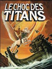 Verso de Le choc des Titans -a- Le choc des titans