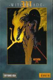 Verso de Witchblade (Éditions USA) -2- Witchblade tome 2