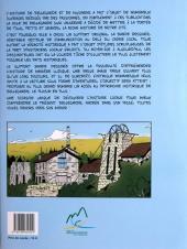 Verso de Bellegarde - Les Encres du temps -TL- Bellegarde - les encres du temps