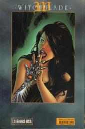 Verso de Witchblade (Éditions USA) -5- Witchblade tome 5