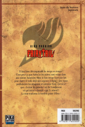 Verso de Fairy Tail -10- Tome 10