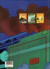 Verso de Louison Cresson (Les tribulations de) -4- Le train fantôme