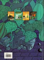 Verso de Louison Cresson (Les tribulations de) -5- Le rock de la pastèque
