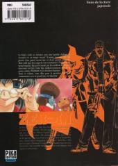 Verso de Zero In - À bout portant -8- Volume 8