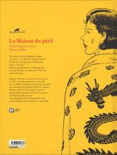 Verso de Agatha Christie (Emmanuel Proust Éditions) -19- La maison du péril