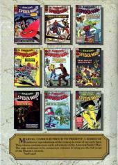 Verso de Marvel Masterworks (1987) -10- The Amazing Spider-Man n°21-30 & Amazing Spider-Man annual n°1