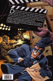 Verso de Le spirit (DC heroes) -4- Meurtres sur pellicule