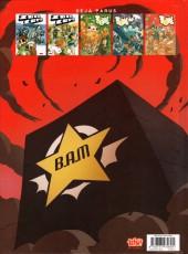 Verso de Zblu Cops -6- BAM !!!