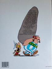 Verso de Astérix -12a88- Astérix aux jeux Olympiques