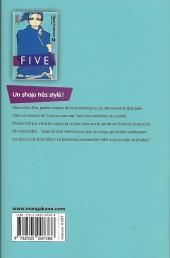 Verso de Five -6- Tome 6