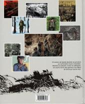Verso de Cicatrices de guerre(s)