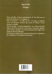 Verso de Tex (Maxi) (Clair de Lune) -4- Les Deux Visages de la vengeance