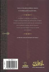 Verso de Doors of Chaos -3- Tome 3
