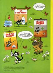 Verso de Poussy -3- Poussy Poussa