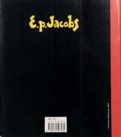 Verso de (AUT) Jacobs, Edgar P. -3a96- Les Mémoires de Blake et Mortimer - Un Opéra de papier