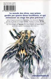 Verso de Saint Seiya the lost canvas -9- Volume 9