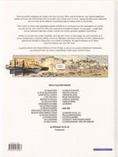Verso de Valérian -21- L'OuvreTemps