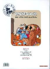 Verso de Parker & Badger -7- Cache ta joie
