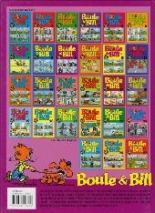 Verso de Boule et Bill -02- (Édition actuelle) -9- Boule & Bill 9