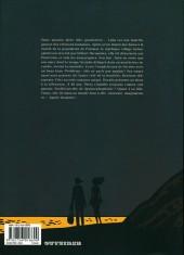 Verso de Palomar City - Love and rockets -5- Luba - Volume 1