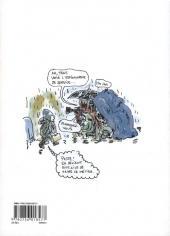 Verso de Feuille de chou -1- Journal d'un tournage