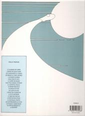 Verso de Le vagabond des Limbes -4c1990'- Les démons du temps immobile