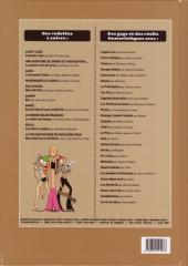 Verso de (Recueil) Spirou (Album du journal) -308- Spirou album du journal