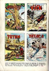 Verso de Capt'ain Swing! (1re série) -62- Le bourreau d'Oswego