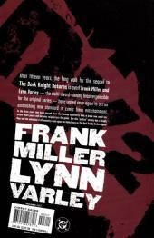 Verso de Dark Knight strikes again (The) (2001) -3'- 3
