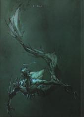 Verso de La licorne -3TT- Les eaux noires de venise