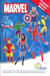 Verso de Marvel Universe (Panini - 2007) -18- War of Kings (1/7)
