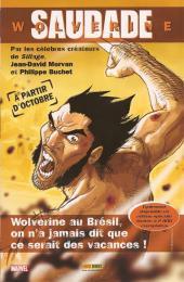 Verso de Wolverine (Marvel France 1re série) (1997) -152- Origines et dénouements (3)