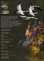 Verso de Histoires et Légendes Normandes -2- Les belles et les bêtes