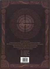 Verso de Les forêts d'Opale -2b- L'envers du grimoire